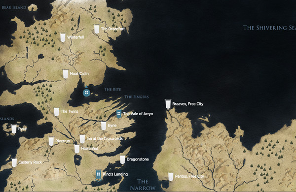 This map is like if every game of thrones character had foursquare vox map of westeros 2 gumiabroncs Images