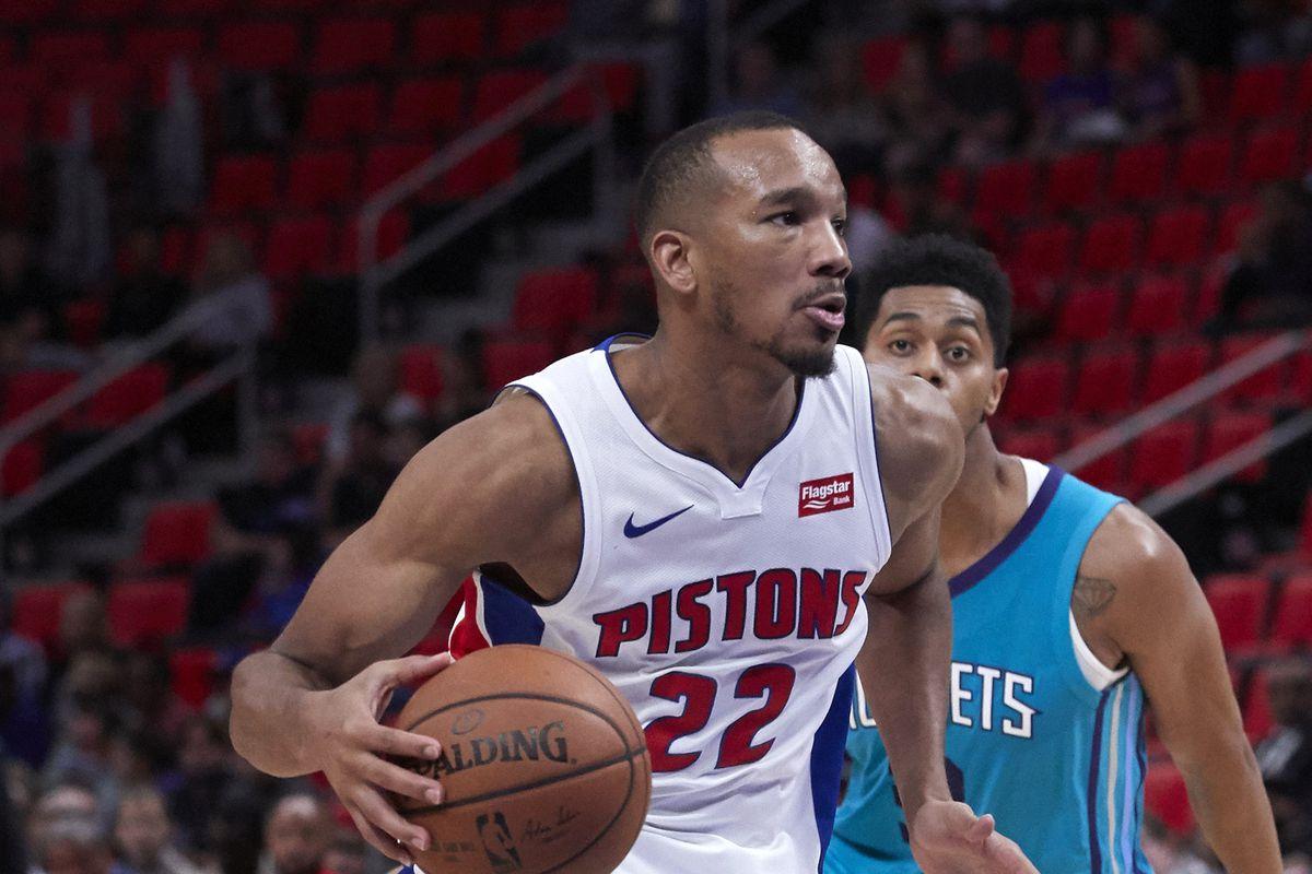 NBA: Preseason-Charlotte Hornets at Detroit Pistons
