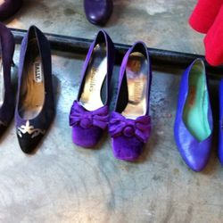 Girls Love Shoes makes an appearance