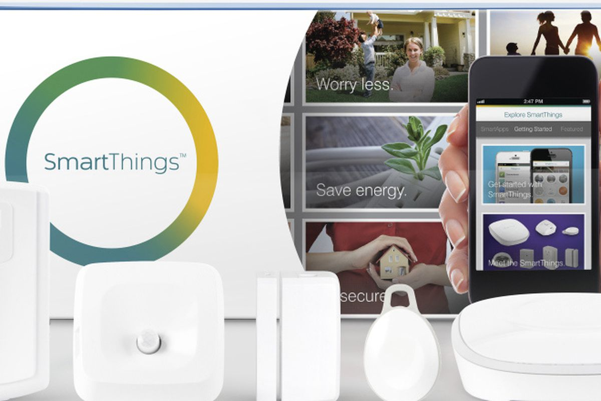 SmartThings Automates Your House Via Sensors, App - Recode