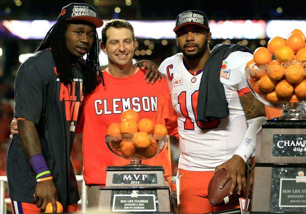 2014 Discover Orange Bowl Champions