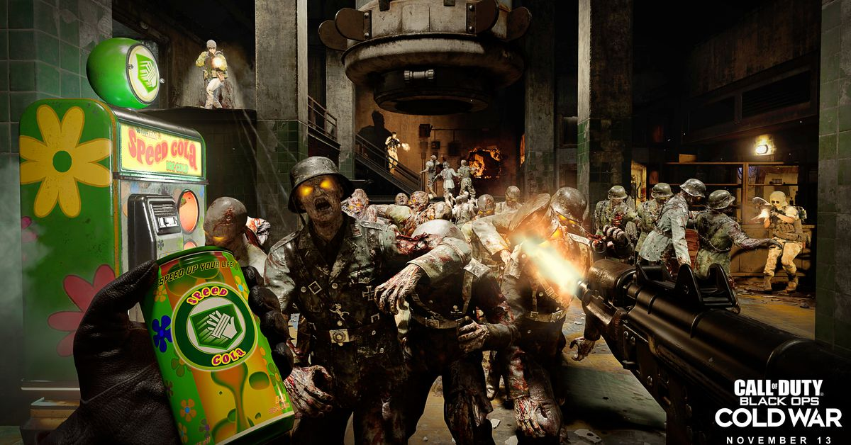 Zombies mode is finally fun again in Black Ops Cold War