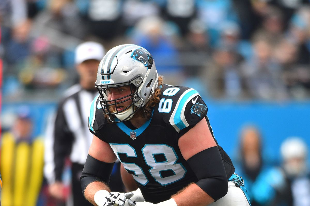 official photos ddf70 2db95 NFL free agency 2018: Jaguars sign G Andrew Norwell ...