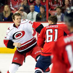 Bowman Fights Oleksy