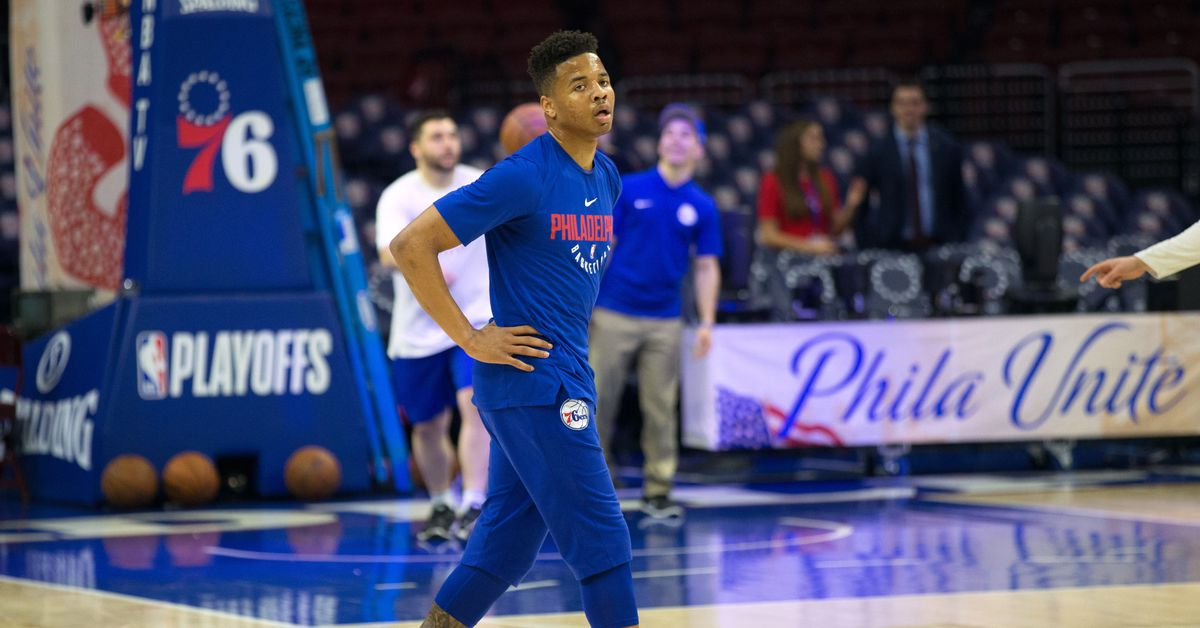 Sixers News: Good Things! Markelle is working with Drew ...