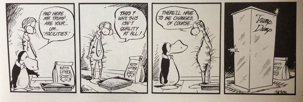 From the anthology 'Happy Trails!,' Little, Brown, and Company,1990