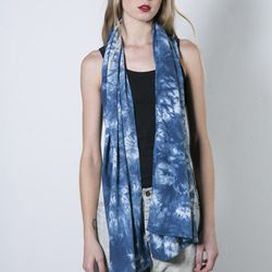 """Upstate Scarf, <a href=""""http://covetandlou.com/collections/accessories/products/upstate-scarf"""">$130</a>"""