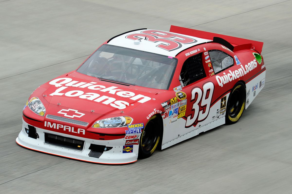 Quicken Loans doubles Ryan Newman sponsorship for 2013