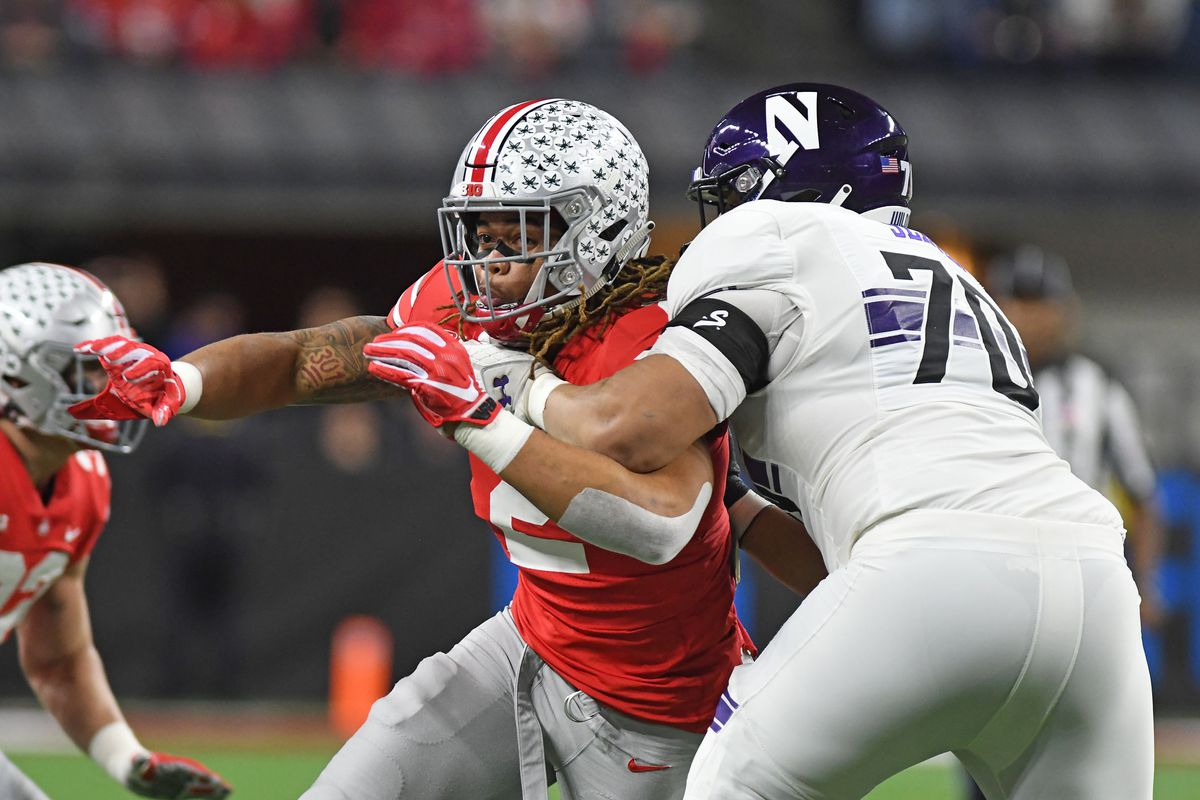 Ohio State's Chase Young, Jordan Fuller named to preseason AP All-America list