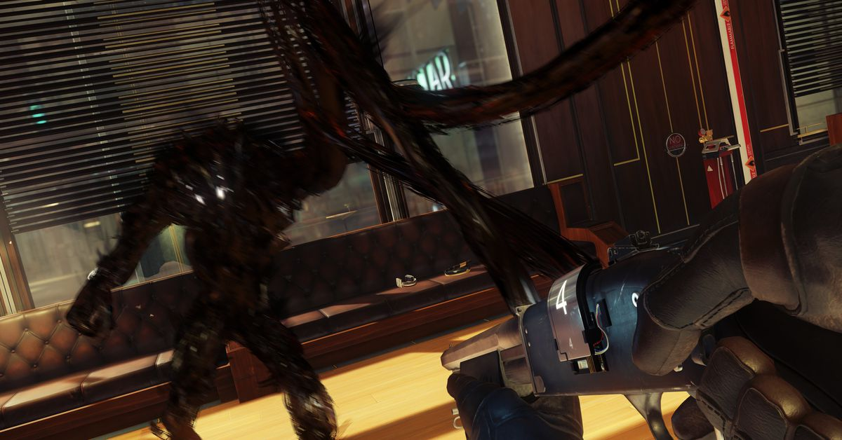 Why Prey is my game of the year