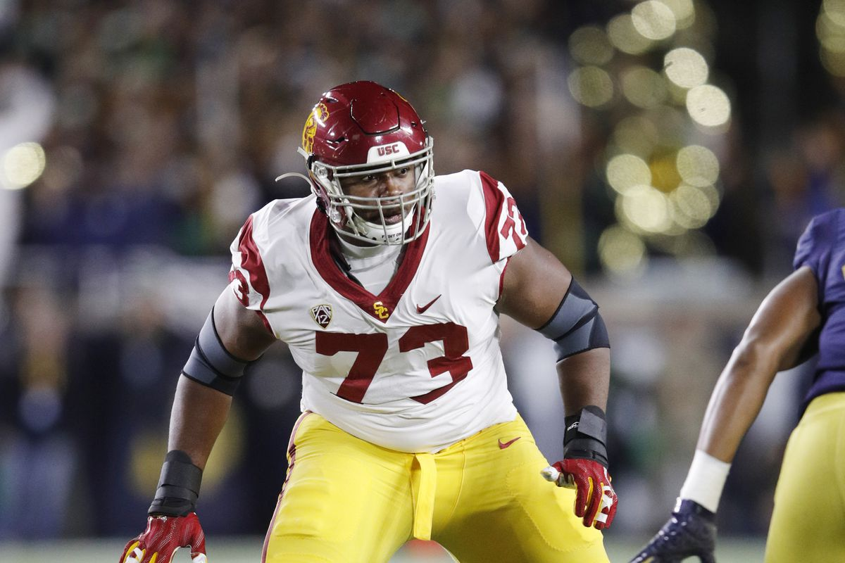 USC Tackle Austin Jackson declares for the NFL Draft - Conquest ...