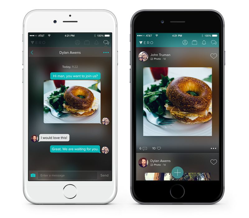 Influencer Marketing on Vero
