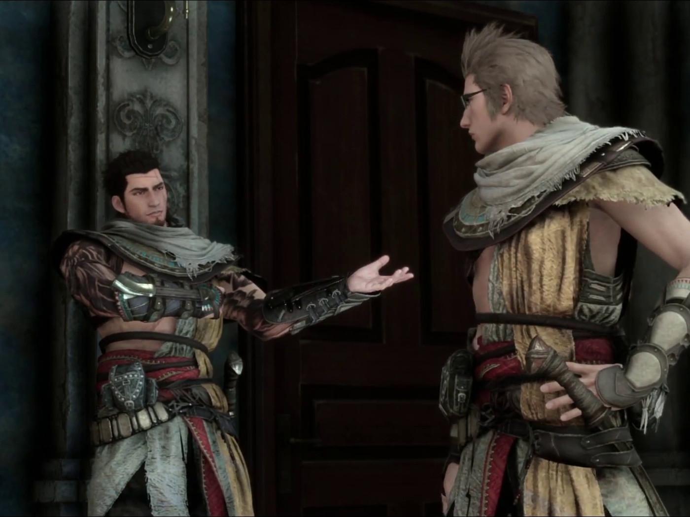 Assassin S Creed Dlc For Final Fantasy 15 Looks Pretty Rad