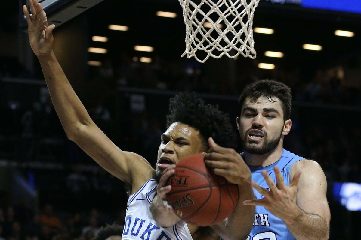 75f59d3da87 UNC basketball  Luke Maye enters the 2018-2019 season with high ...