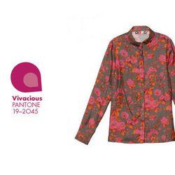 "<b>MSGM</b> Long Sleeve Print Rose Top, <a href=""http://otteny.com/catalog/new-items/long-sleeve-print-rose-top.html"">$414</a> at Otte"