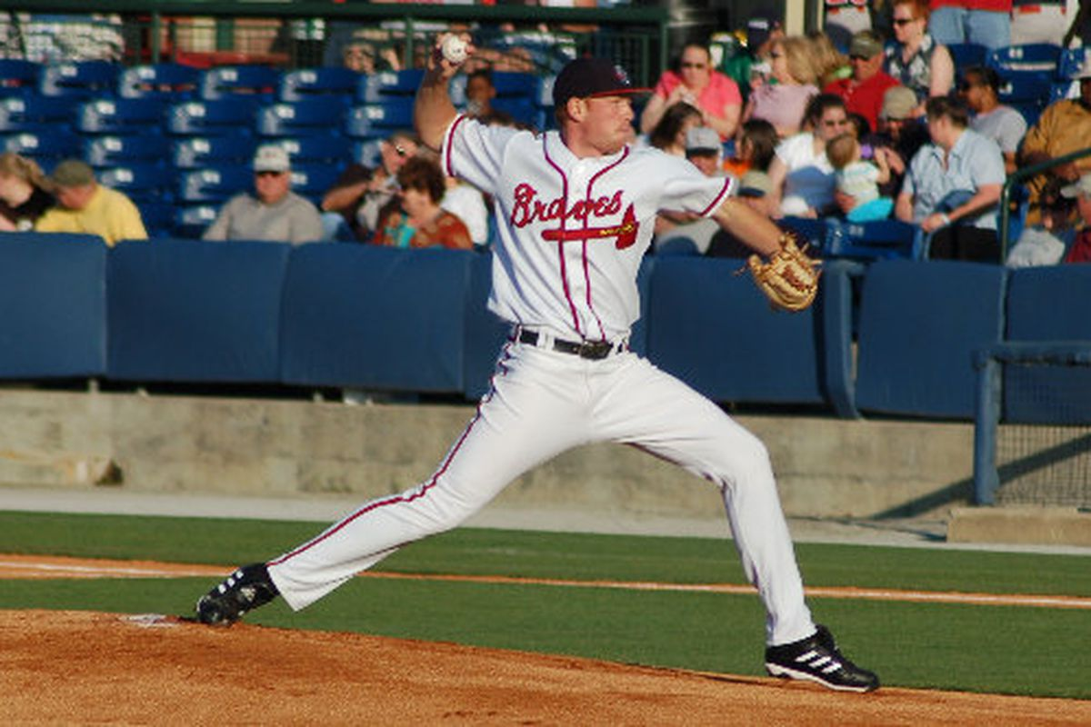 Tommy Hanson has been dominate since the start of July and looks to continue his success today against the Chicago Cubs.