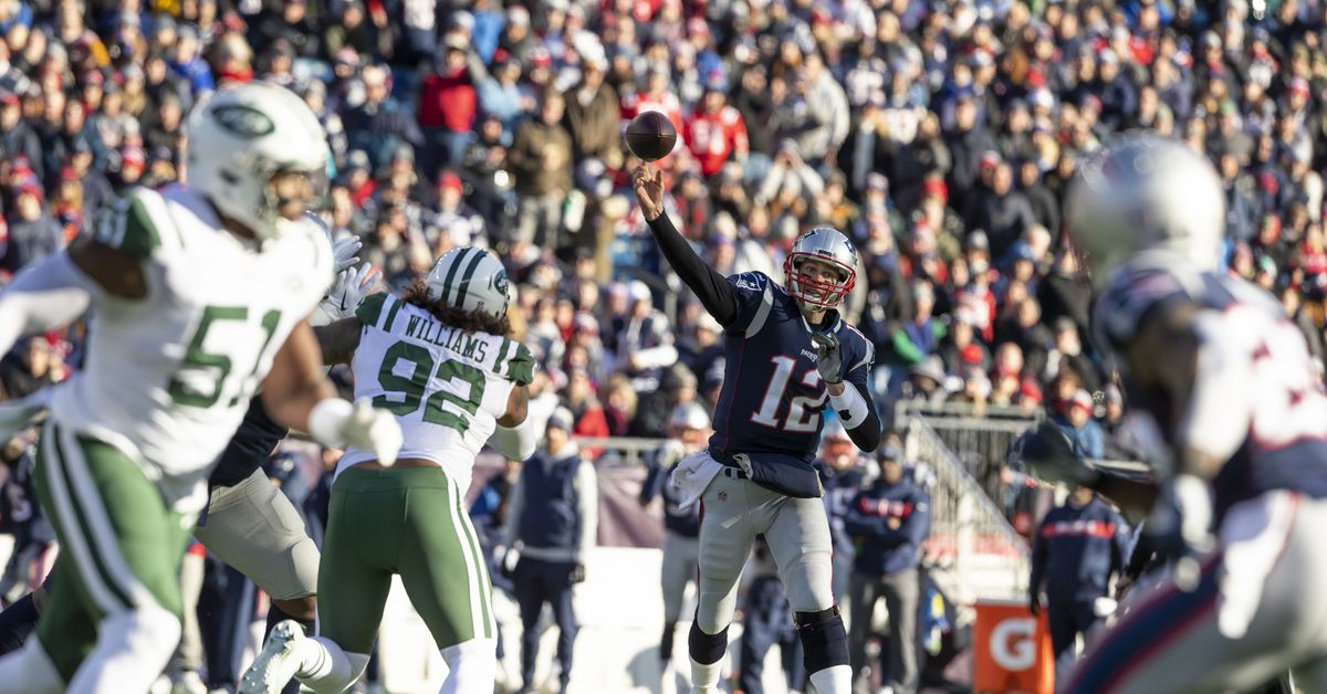 Jets-Patriots and Week 3 on TV