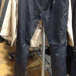 Leather Pants, $300