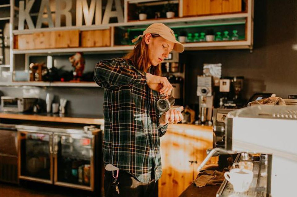 Vigilante Coffee MD roastery