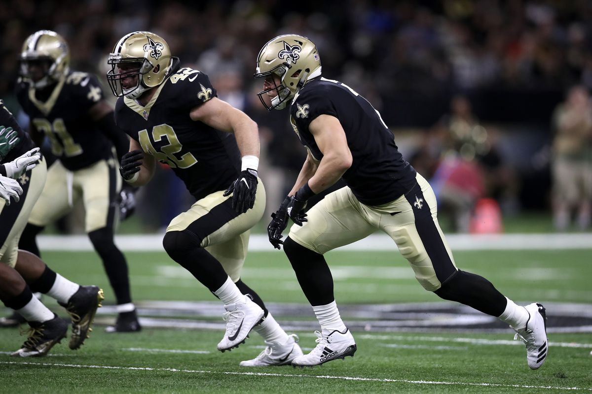 2017 Year in Review: QB? Taysom Hill - Canal Street Chronicles Taysom Hill Stats