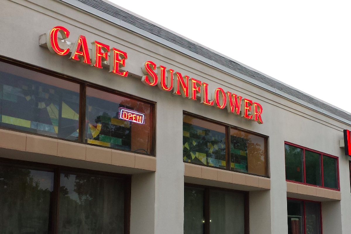 Cafe Sunflower Buckhead.