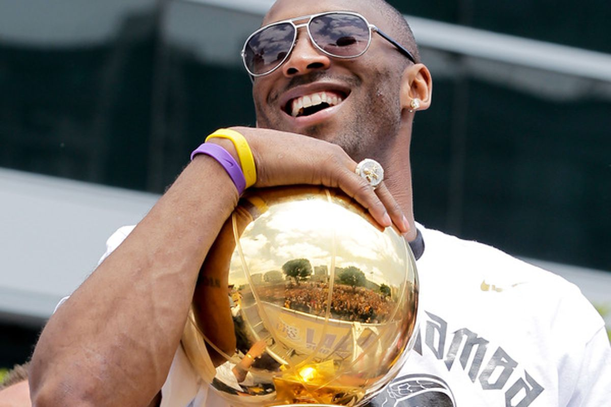 Kobe Bryant is the most popular athlete in Los Angeles