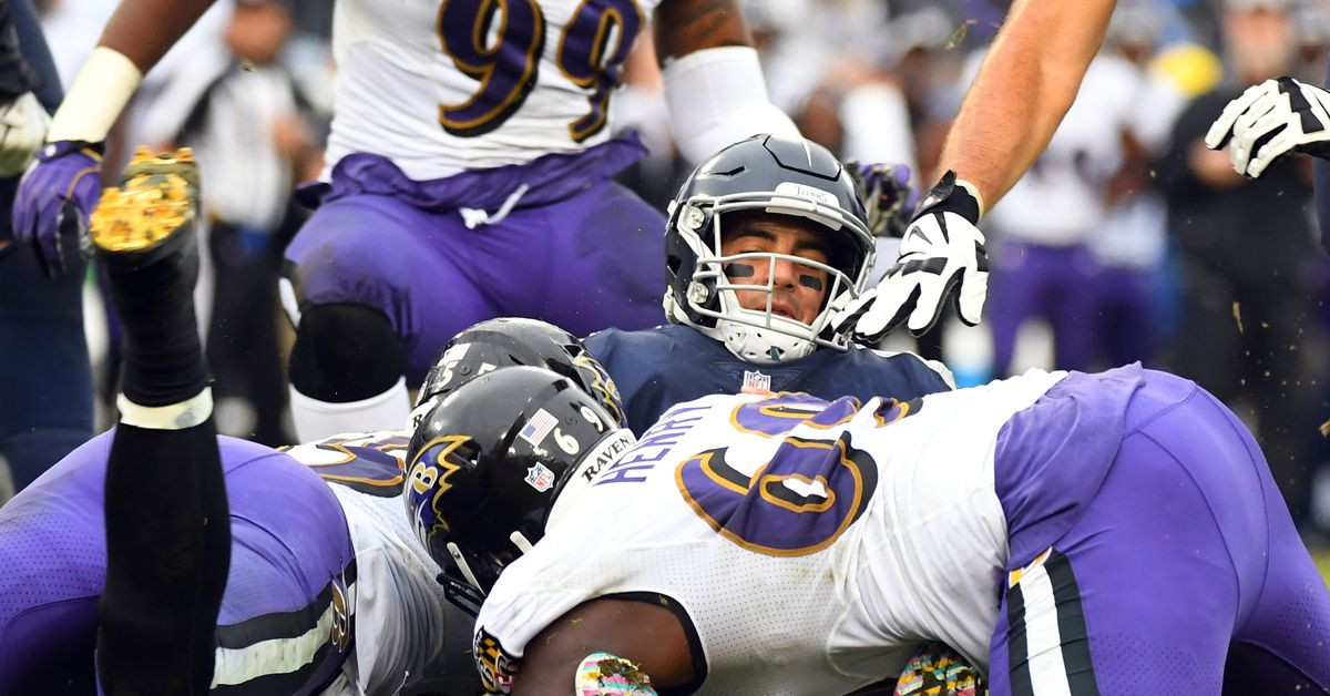 Interview with the Enemy: Ravens D-Line looking to wreak havoc in Week 7