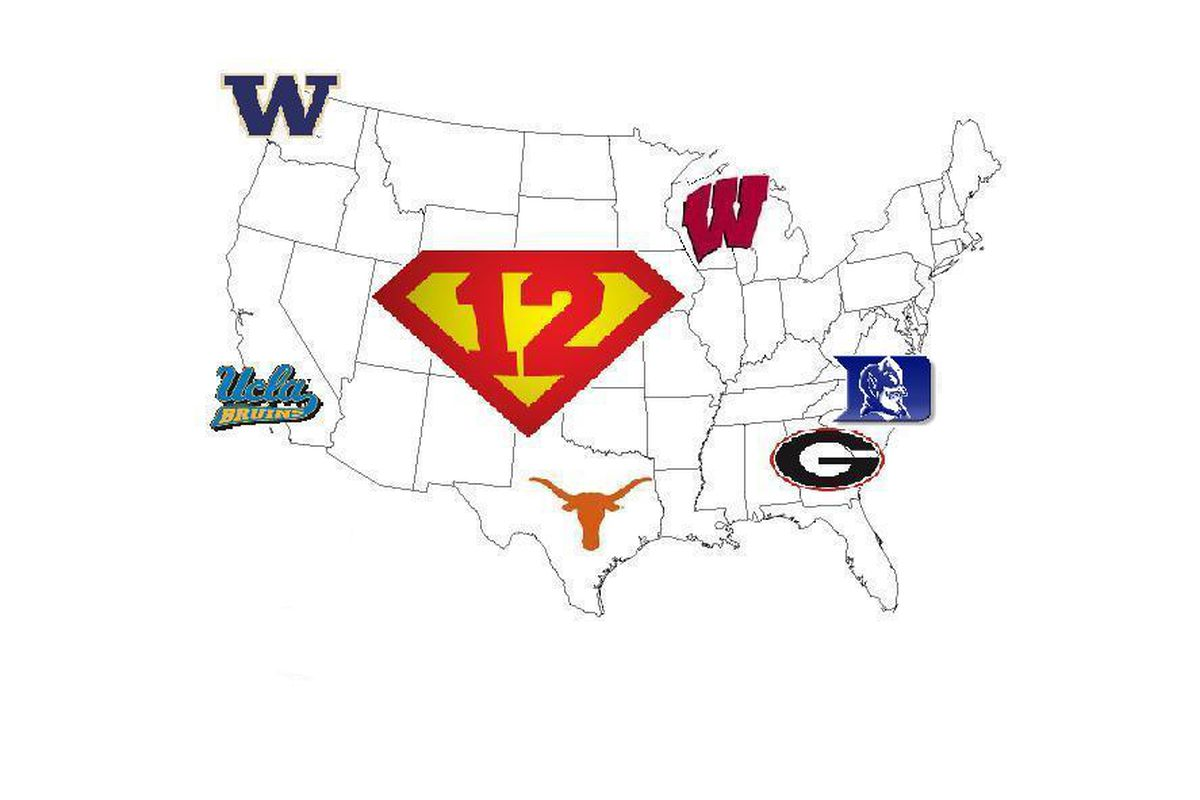 There's a Blue Devil's face in the Twelve-Pack's Map of Domination