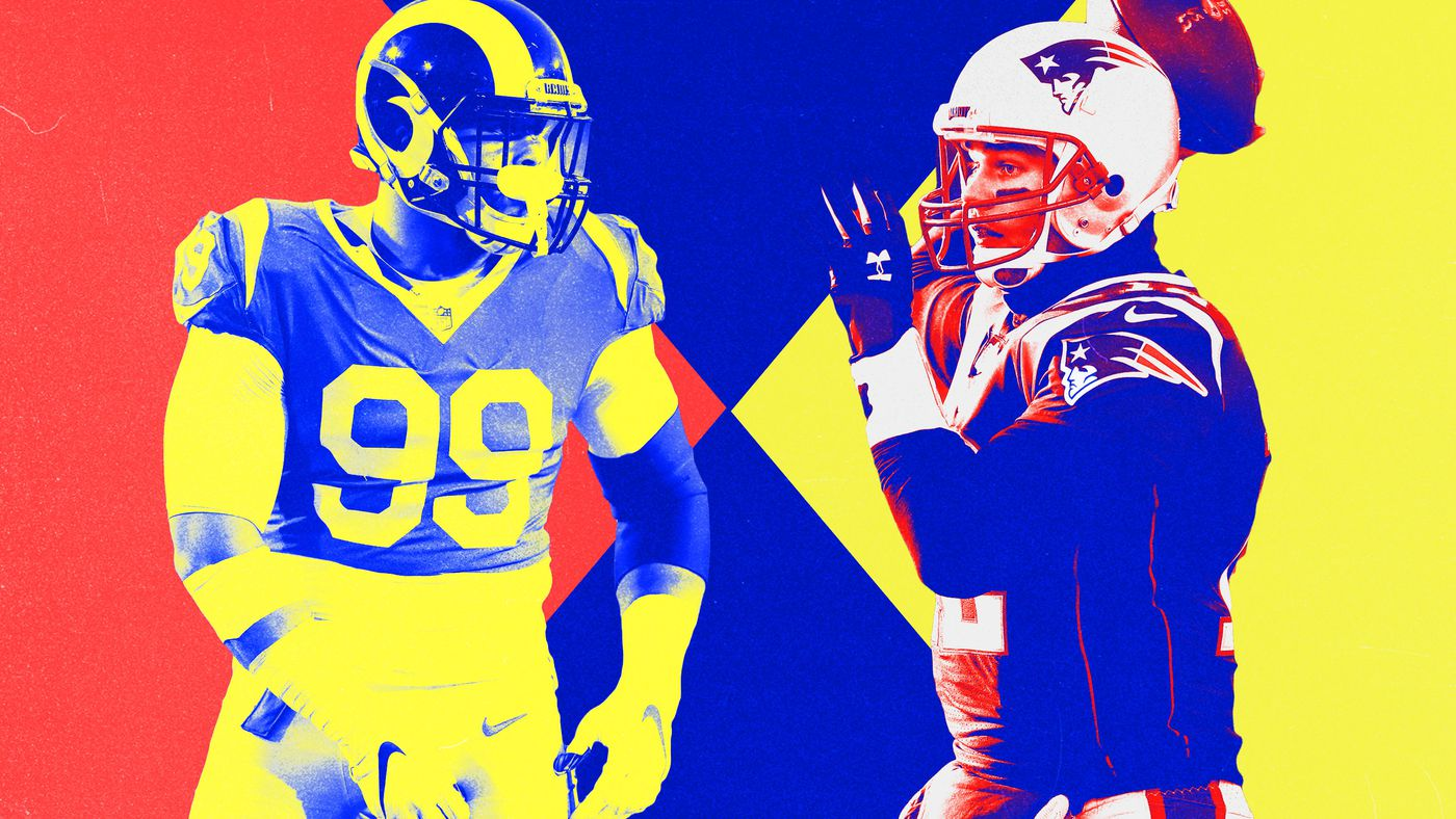 Tom Brady vs. Aaron Donald Is the Must-See Matchup in the Super Bowl