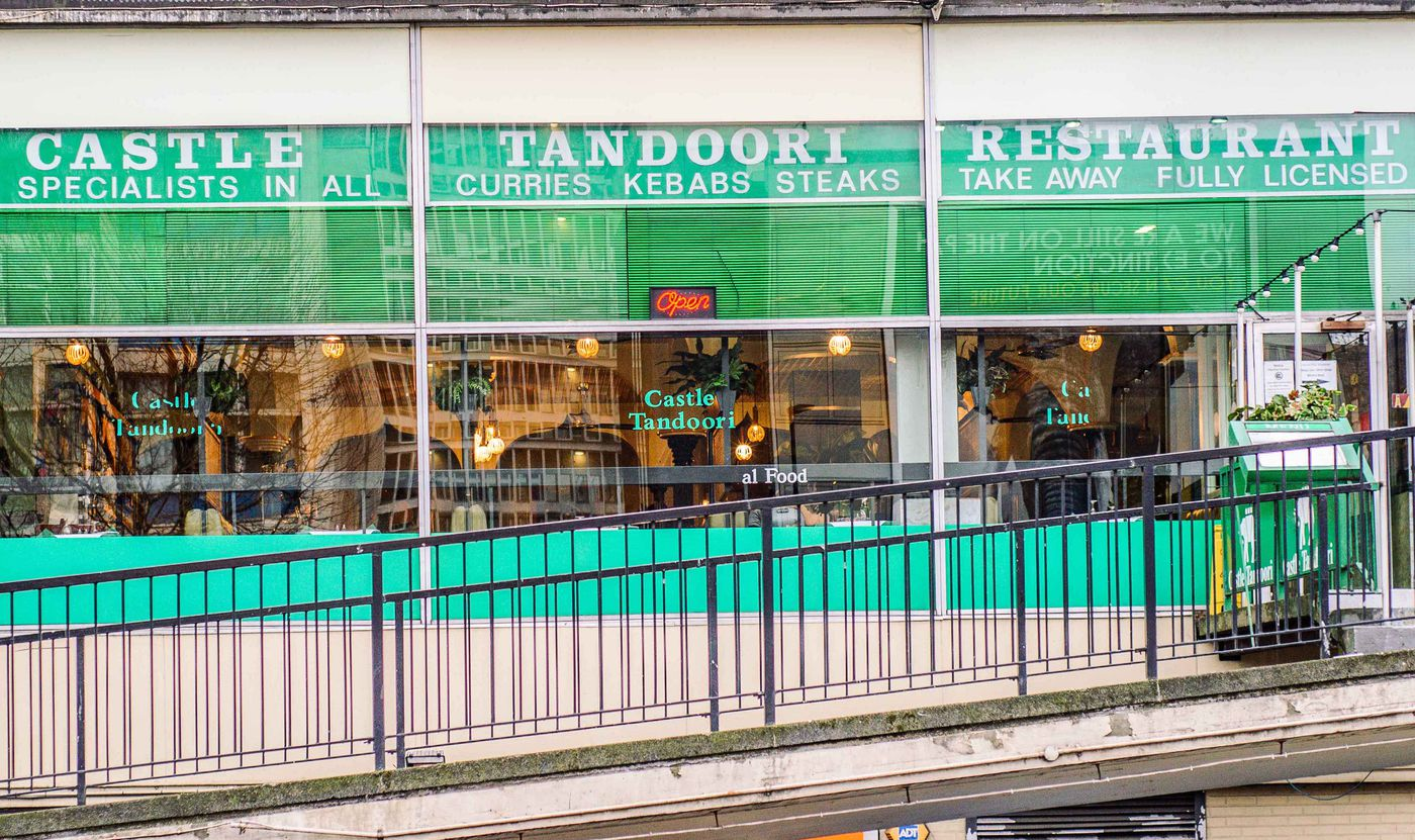 Where To Eat At Elephant And Castle Shopping Centre Before