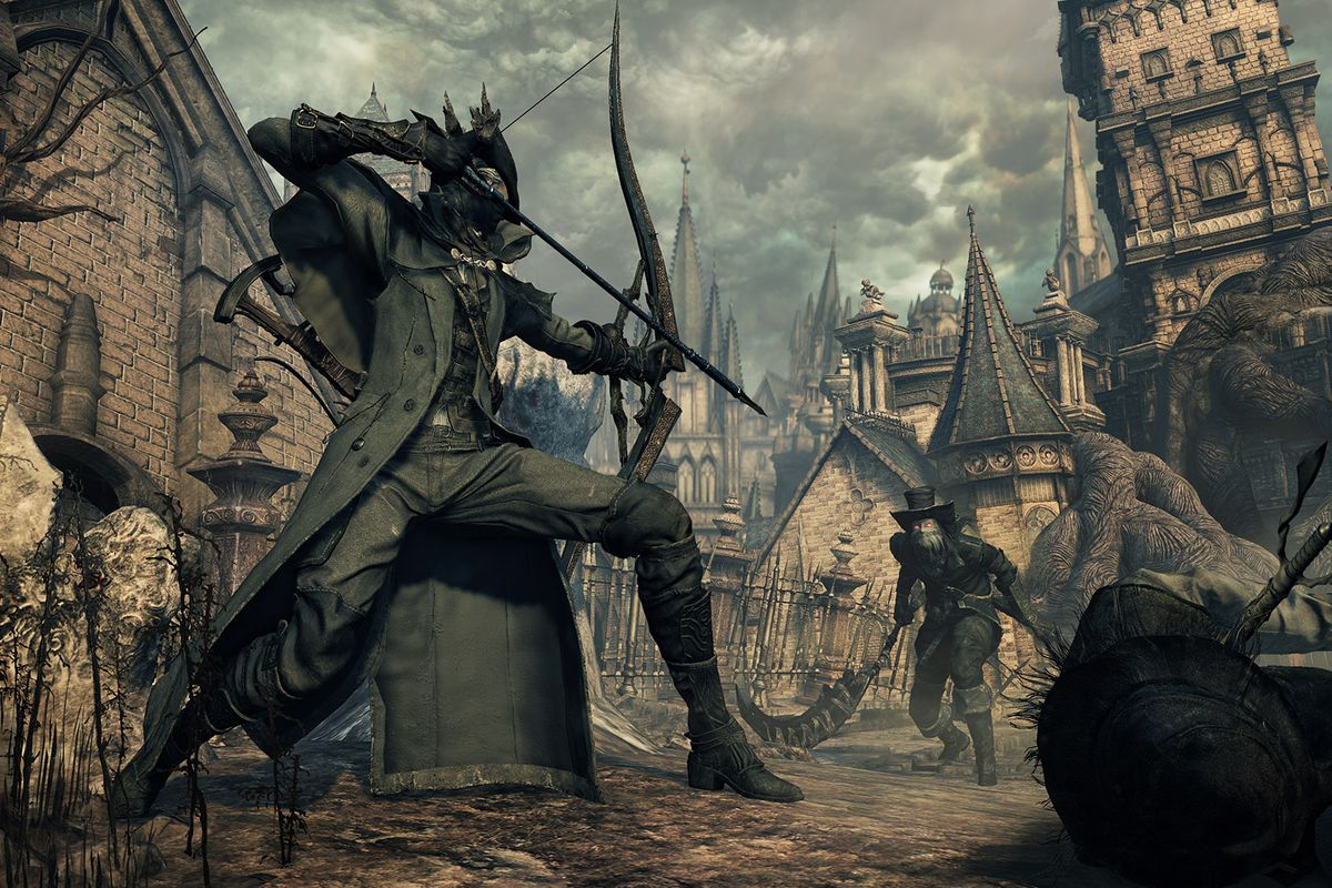 Want to play Bloodborne's DLC? Don't beat the game first