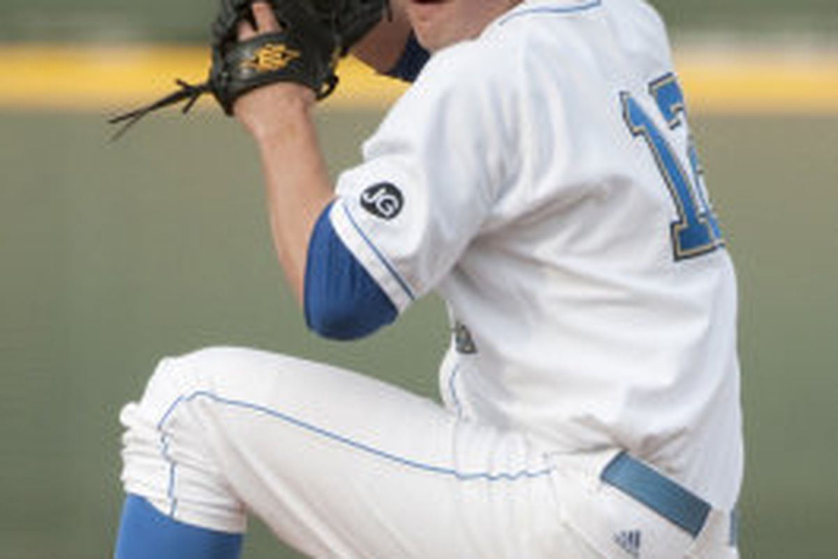 Gerrit Cole will look for his first Pac-10 win of the year in Seattle (Photo Credit: Official SIte)