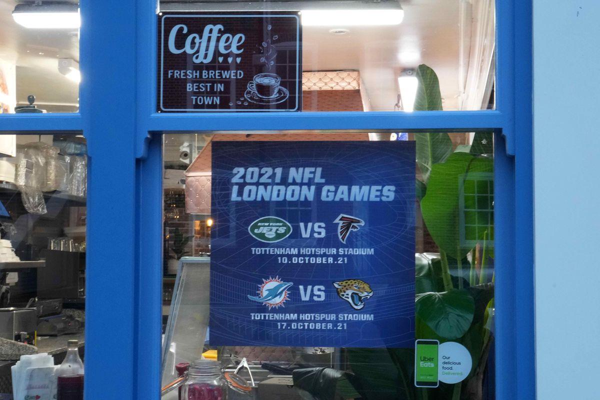 NFL: London Games- Tottenham Hotspur Stadium Views