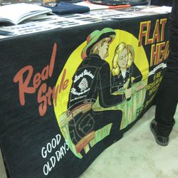The Flat Head banner at Project.