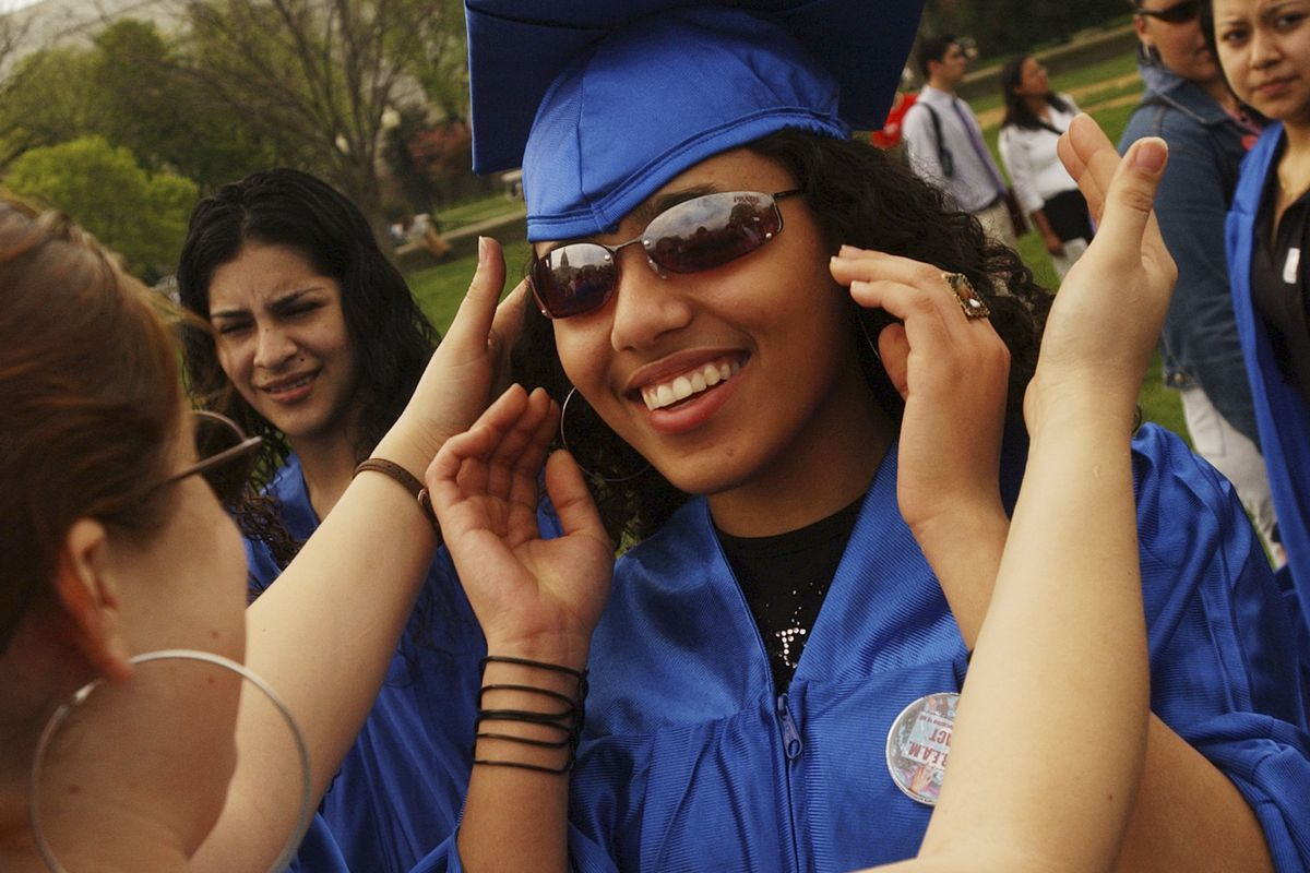 This New York DREAMer, like most of her peers, would be eligible for in-state tuition today.