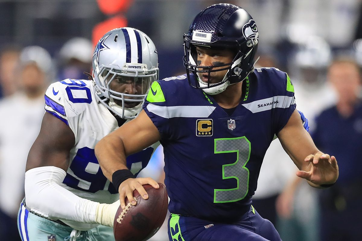 Image result for dallas cowboys vs seattle seahawks 2018