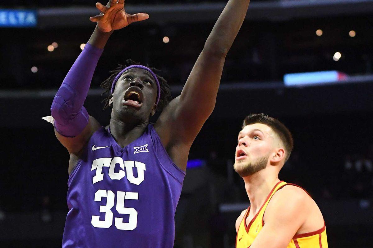 NCAA Basketball: Texas Christian at Southern California
