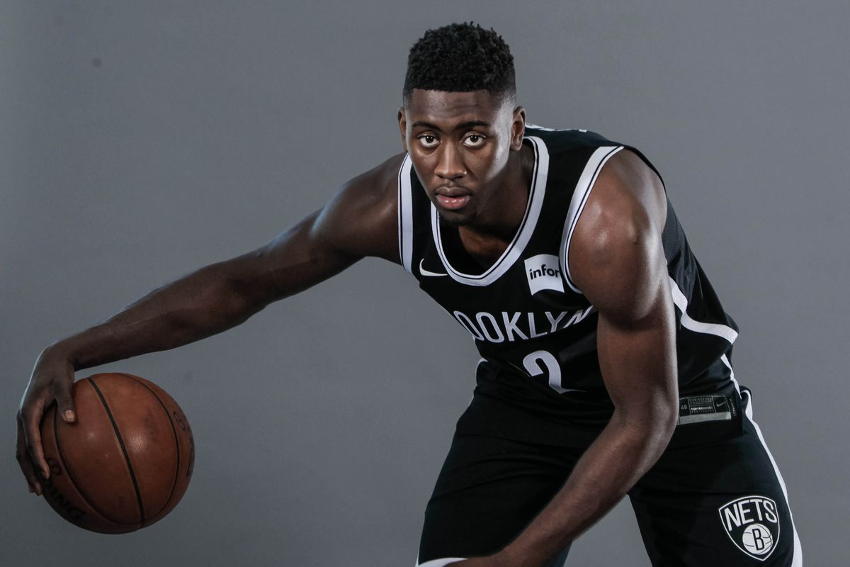 """sports shoes c00b9 e7aae Kevin Durant tells Caris LeVert: """"Be ready for that moment ..."""