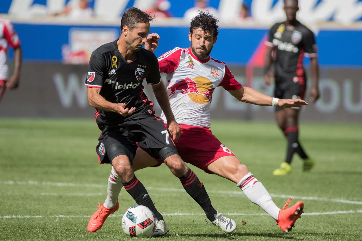 DC United pull off a miracle equalizer.