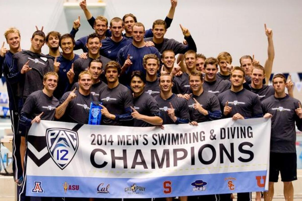 Back-to-back Pac-12 Champions!