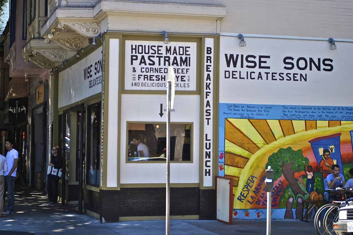 Wise Sons' Mission location.