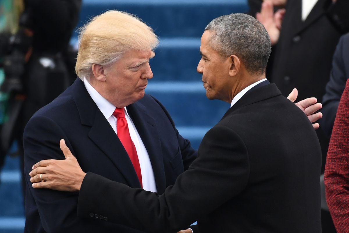 File: President Donald Trump To Miss Bidens Inauguration