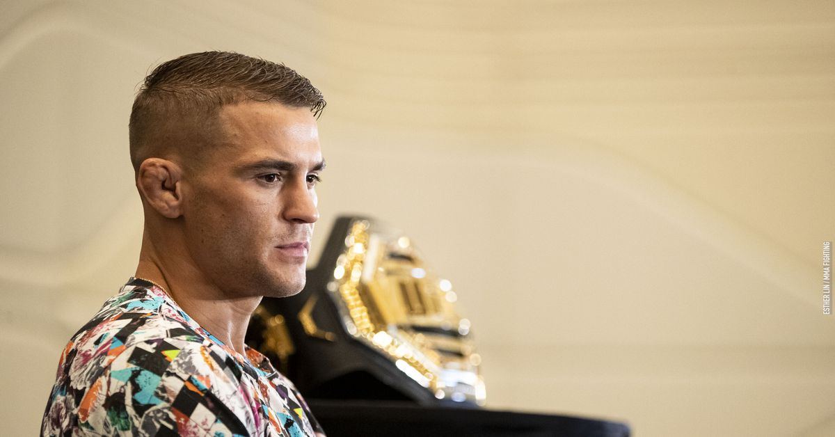 Morning Report: Dustin Poirier distances himself from the 'uncrowned champion' title: 'It's cool, it's fun, but I'm not'