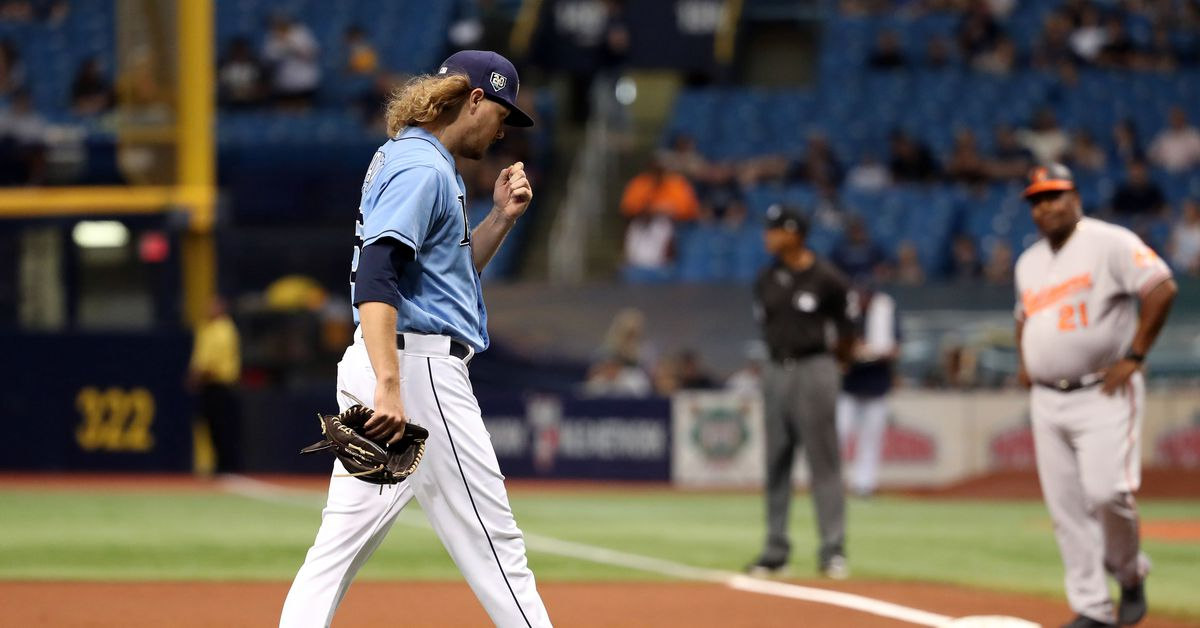 Should Orioles adopt Rays' radical pitching strategy? - Camden Chat
