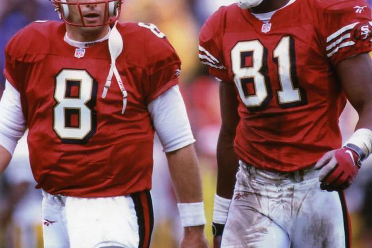 The 49ers Have Some Classic Options Should They Bring Their Retro Jerseys Back Niners Nation