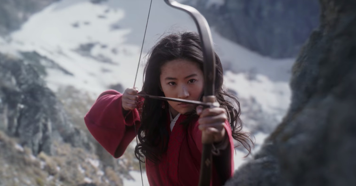 Mulan is heading to Disney Plus on September 4th for