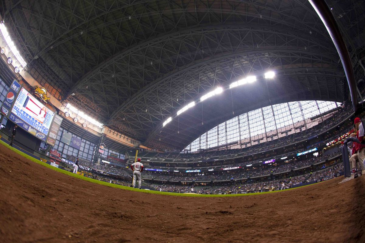 This feels like the last thing you see before you get up off the ground at Miller Park.