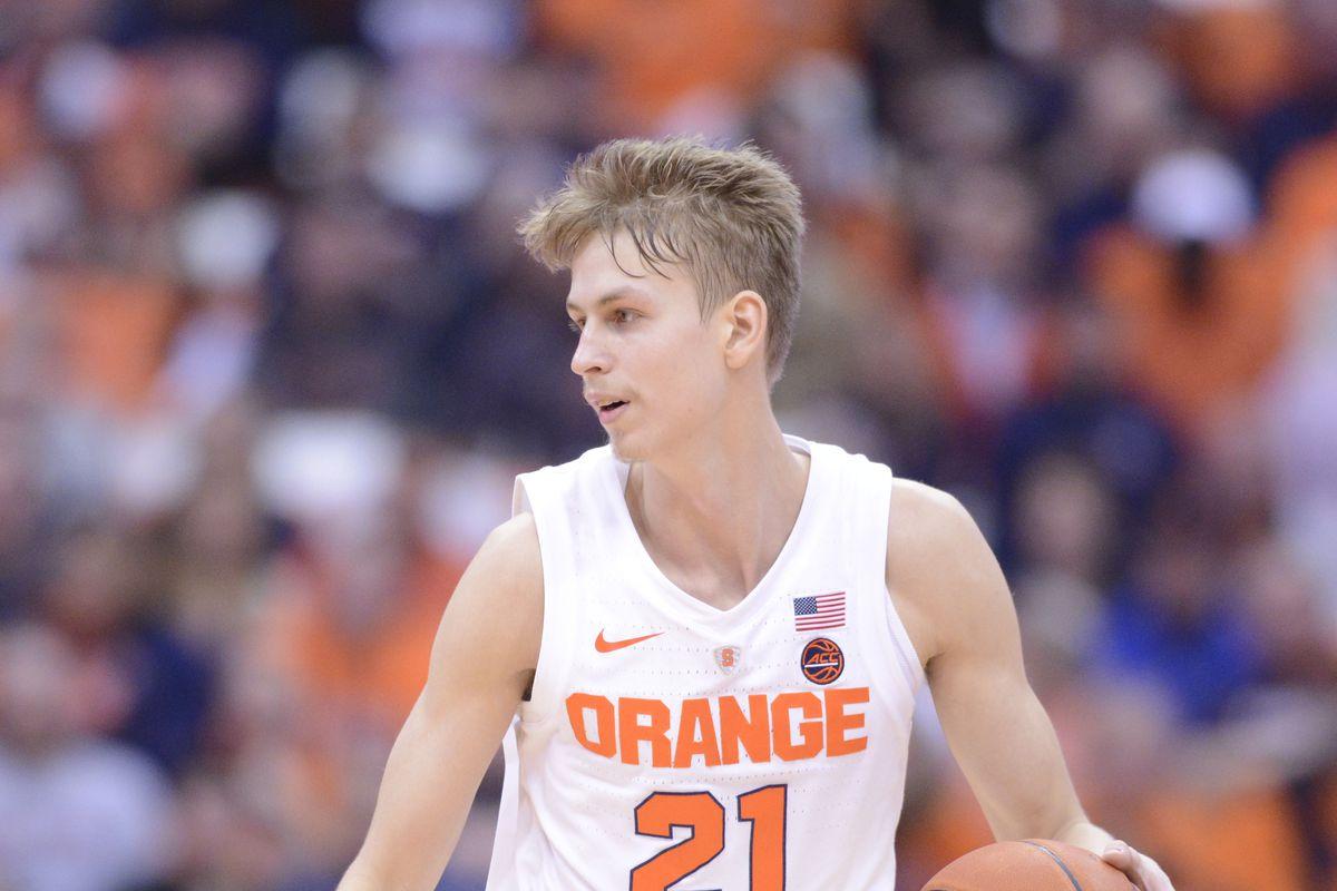 Syracuse basketball vs  Boston College: TV/streaming, time, odds