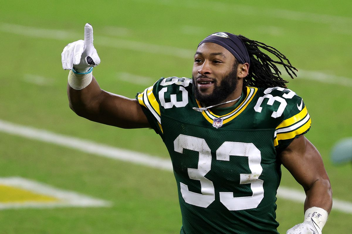 Packers re-sign running back Aaron Jones to four-year, $48 million contract  - Acme Packing Company