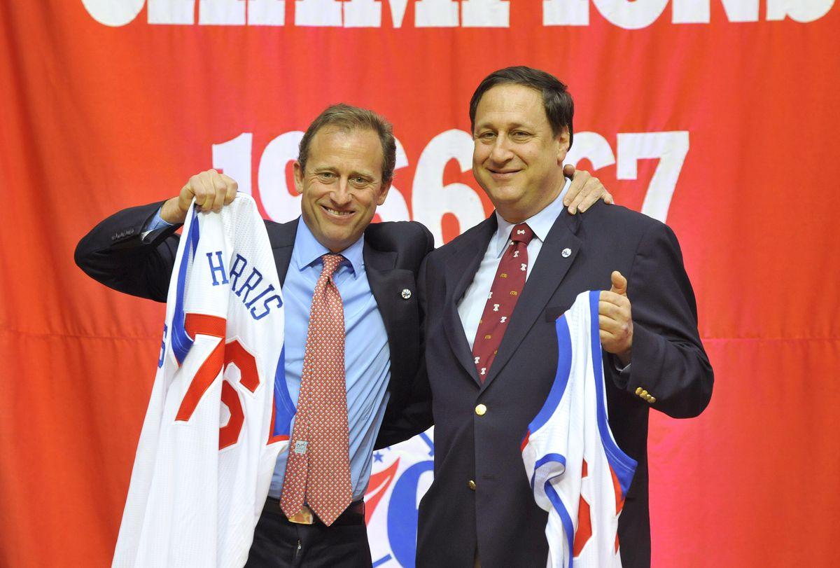 Philadelphia 76ers Announce New Team Owner Joshua Harris